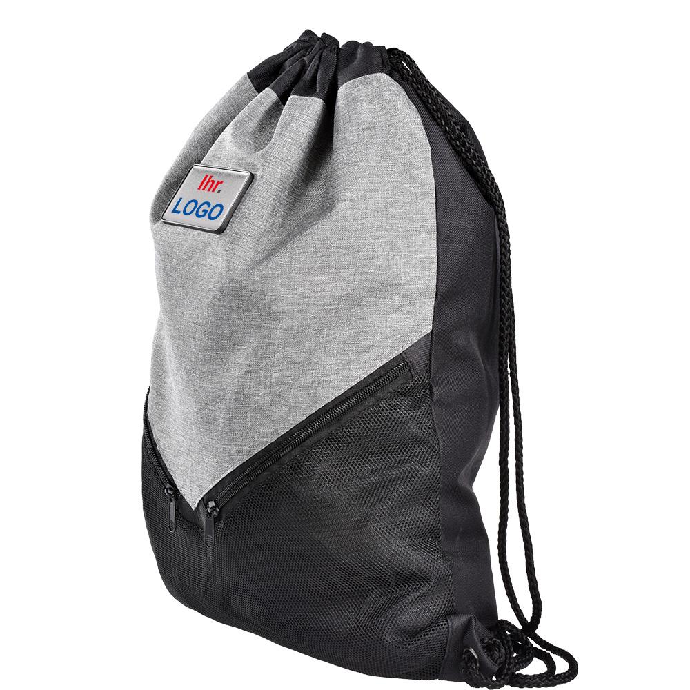 Mesh-Bag Zipper bedruckt
