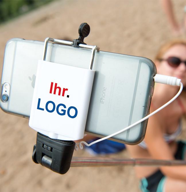 Selfie-Stick mit Ihrem Logo