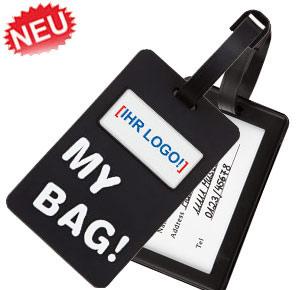 Koffer Anhänger mit Ihrem Logo