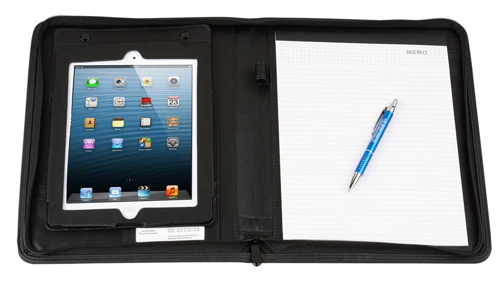 Tablet PC-Mappe A4