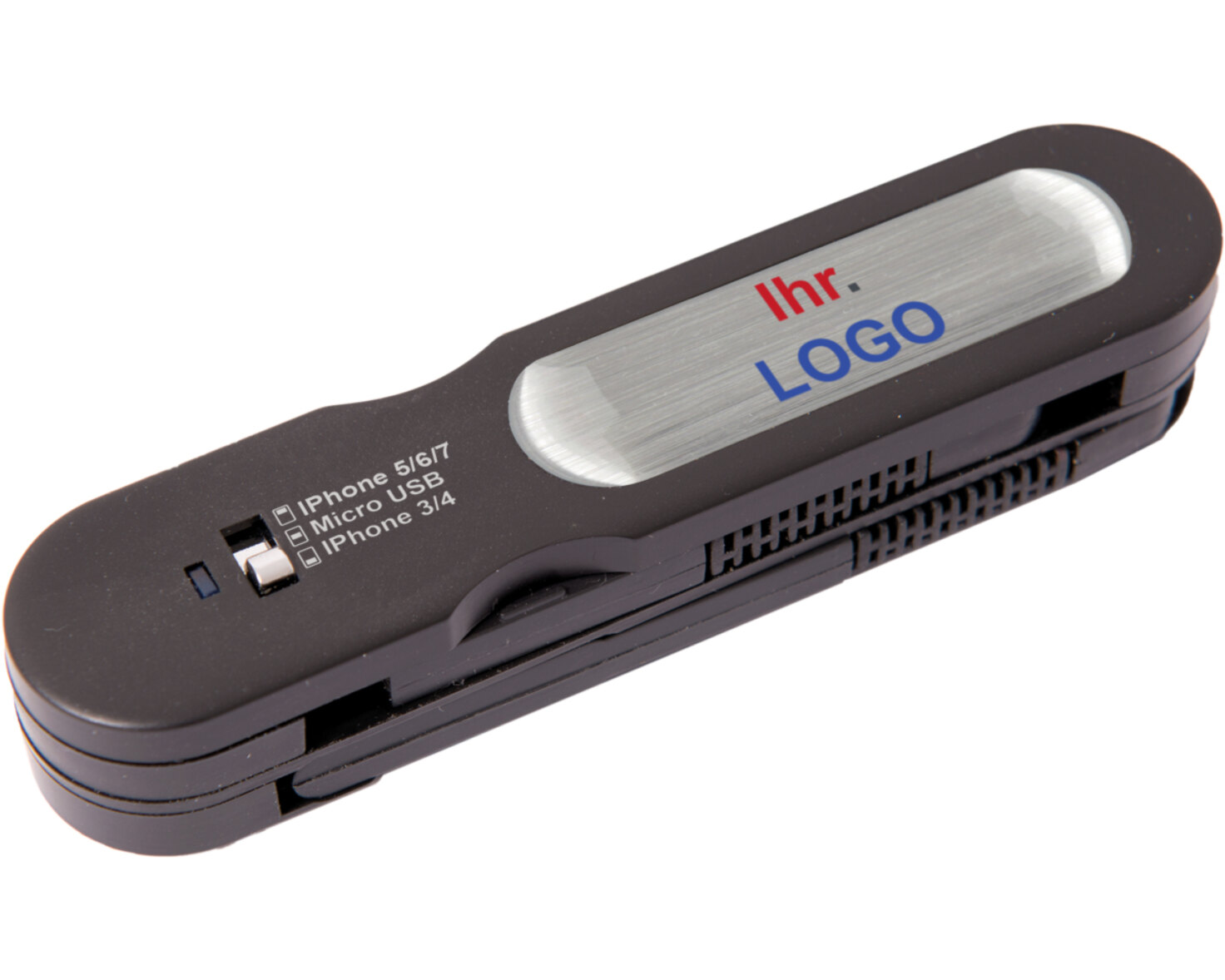 Multi USB Kabel Set V2 mit Ihrem Logo
