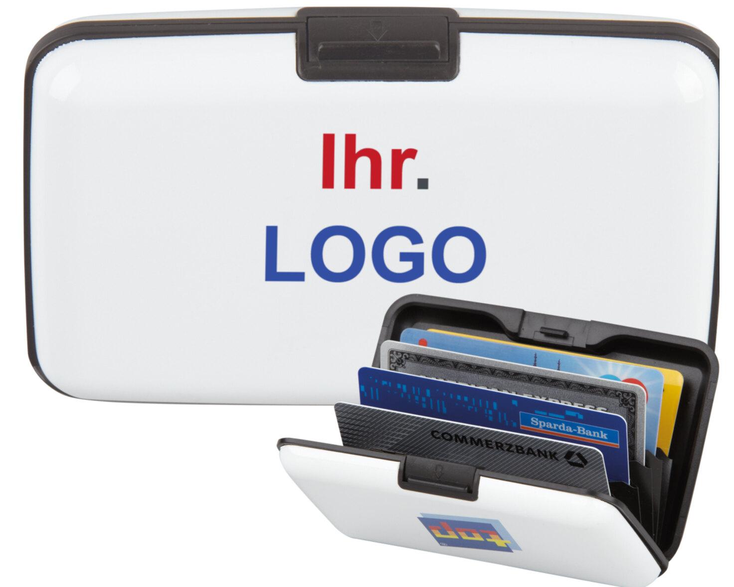 Kreditkarten-Box